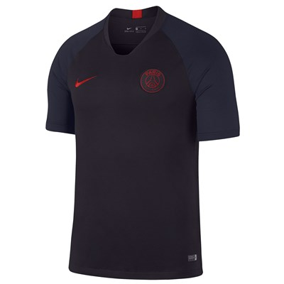 Paris Saint-Germain Strike Training Top - Grey