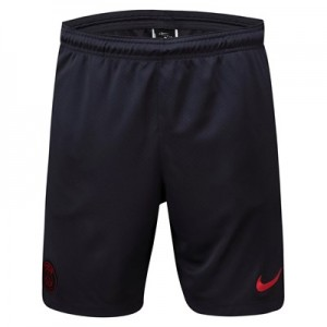 Paris Saint-Germain Strike Training Shorts - Grey - Kids