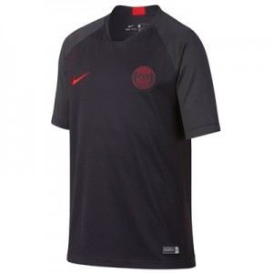 Paris Saint-Germain Strike Training Top - Grey - Kids