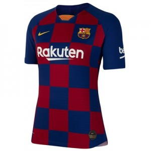 Barcelona Home Vapor Match Shirt 2019-20 - Womens