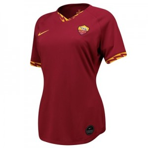 AS Roma Home Stadium Shirt 2019-20 - Womens