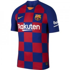 Barcelona Home Vapor Match Shirt 2019-20 - Kids