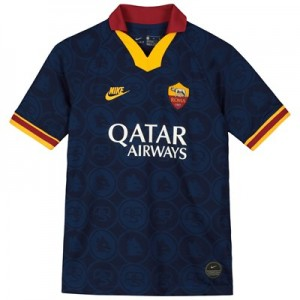 AS Roma Third Stadium Shirt 2019-20 - Kids