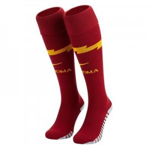 AS Roma Home Stadium Socks 2019-20