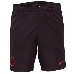 Barcelona Strike Training Shorts - Red