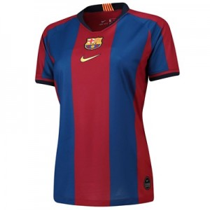 Barcelona 98 Celebration Stadium Shirt - Women's