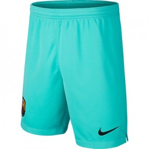 Barcelona Goalkeeper Stadium Shorts - Kids