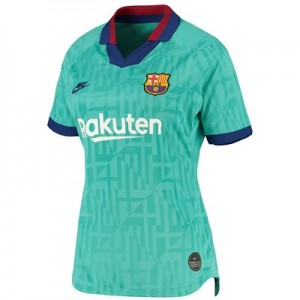 Barcelona Third Stadium Shirt 2019-20 - Womens