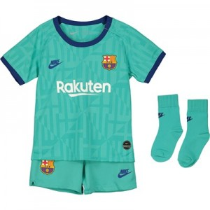 Barcelona Third Stadium Kit 2019-20 - Infants