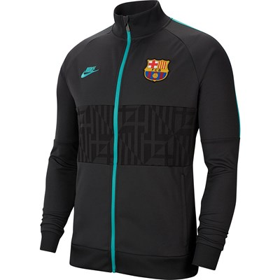 Barcelona I96 Track Jacket - Grey