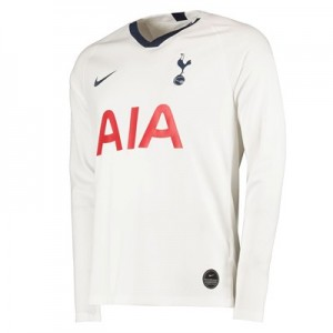 Tottenham Hotspur Home Stadium Shirt 2019-20 - Long Sleeve
