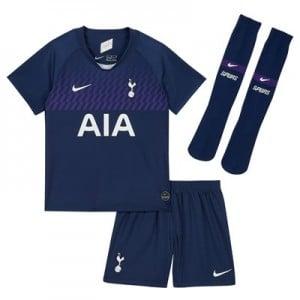 Tottenham Hotspur Away Stadium Kit 2019-20 - Infants