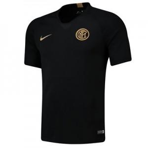 Inter Milan Strike Training Top - Black