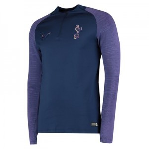 Tottenham Hotspur Strike Training Drill Top - Blue