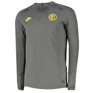 Inter Milan Strike Training Drill Top - Grey