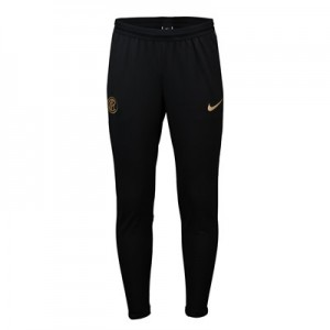 Inter Milan Strike Training Pants - Black