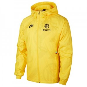 Inter Milan Pirelli AWF LTE Jacket - Yellow
