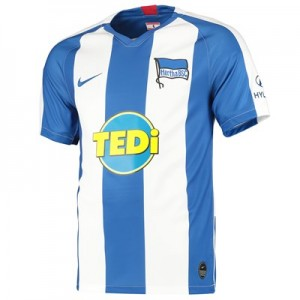 Hertha Berlin Home Stadium Shirt 2019-20