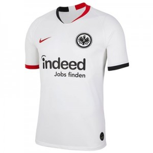Eintracht Frankfurt Away Stadium Shirt 2019-20