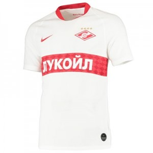 Spartak Moscow Away Stadium Shirt 2019-20