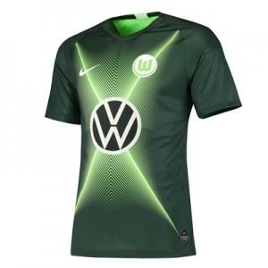 VfL Wolfsburg Home Stadium Shirt 2019-20