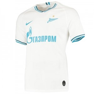 Zenit St. Petersburg Away Stadium Shirt 2019-20