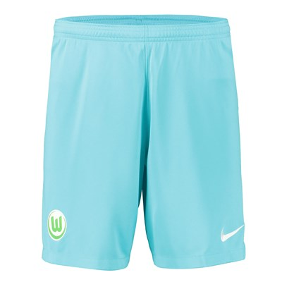 VfL Wolfsburg Away Stadium Shorts 2019-20