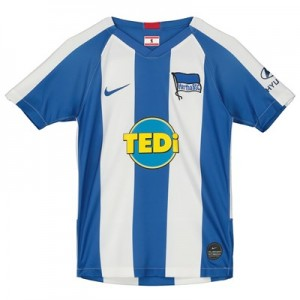 Hertha Berlin Home Stadium Shirt 2019-20 - Kids