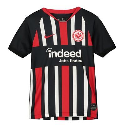 Eintracht Frankfurt Home Stadium Shirt 2019-20 - Kids