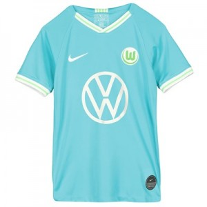 VfL Wolfsburg Away Stadium Shirt 2019-20 - Kids