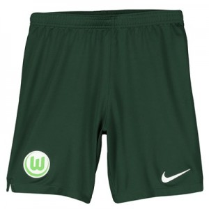 VfL Wolfsburg Home Stadium Shorts 2019-20 - Kids