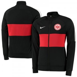 Eintracht Frankfurt Academy Training Track Jacket - Black