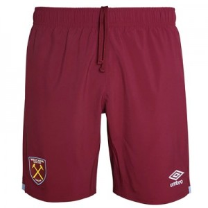 West Ham United Home Shorts 2019-20