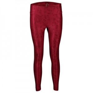 England Power Tights - Red - Womens