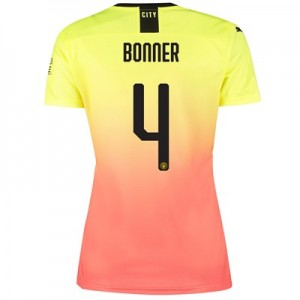 Manchester City Cup Third Shirt 2019-20 - Womens with Bonner 4 printing