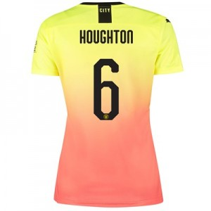 Manchester City Cup Third Shirt 2019-20 - Womens with Houghton 6 printing