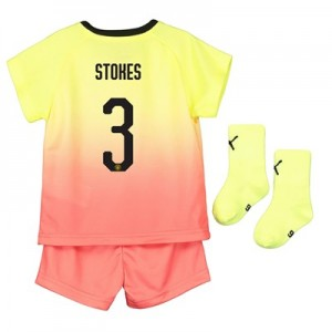 Manchester City Cup Third Baby Kit 2019-20 with Stokes 3 printing