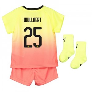 Manchester City Cup Third Baby Kit 2019-20 with Wullaert 25 printing