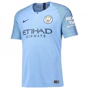 Manchester City Home Vapor Match Shirt 2018-19