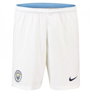 Manchester City Home Stadium Shorts 2018-19