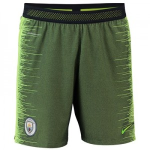 Manchester City Strike Vaporknit Training Shorts - Dark Blue