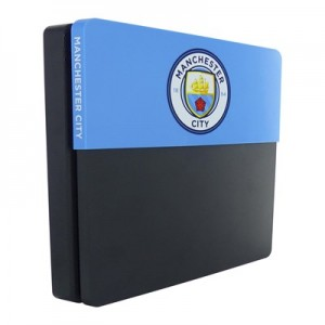 Manchester City Faceplate for PS4 Slim