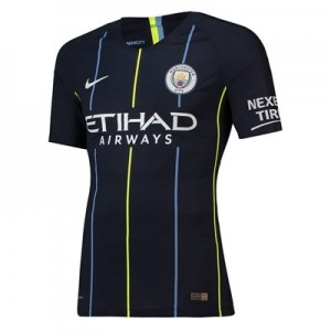 Manchester City Away Vapor Match Shirt 2018-19