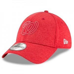 Washington Nationals New Era 2018 Clubhouse 39THIRTY Stretch Fit Cap