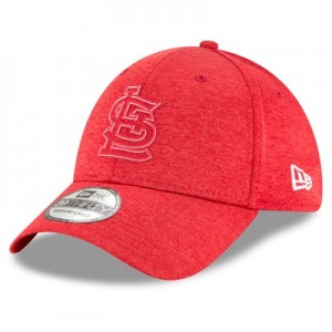 St. Louis Cardinals New Era 2018 Clubhouse 39THIRTY Stretch Fit Cap