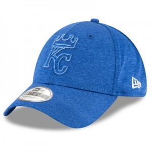 Kansas City Royals New Era 2018 Clubhouse 39THIRTY Stretch Fit Cap