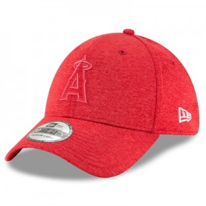 Los Angeles Angels of Anaheim New Era 2018 Clubhouse 39THIRTY Stretch Fit Cap