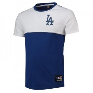 Los Angeles Dodgers Raglan T-Shirt - Blue - Mens