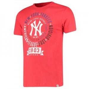 New York Yankees Graphic T-Shirt - Black - Mens