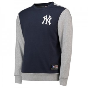 MLB Small Logo Sweat - Navy - Mens